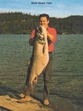 Record Lake Trout